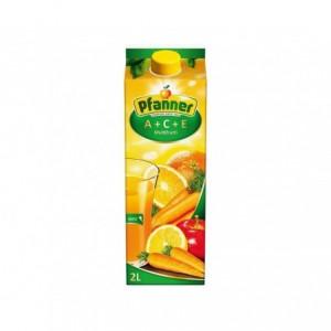 Pfanner Suc de legume-fructe cu multivitamine 2 l - ACOMI.ro