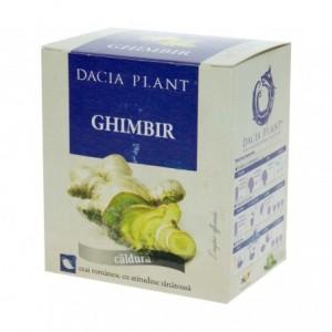 Dacia Plant ceai de ghimbir 50 g - ACOMI.ro