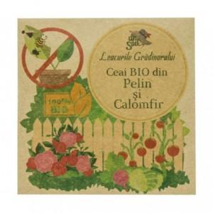 Dr Soil Leacurile Gradinarului ceai bio din pelin si calomfir - ACOMI.ro