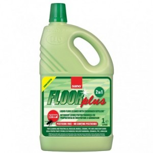Detergent pentru orice tip de pardoseli, SANO FLOOR PLUS 1L - ACOMI.ro