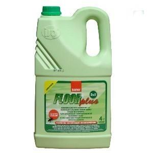 Detergent pentru orice tip de pardoseli, SANO FLOOR PLUS 4L - ACOMI.ro