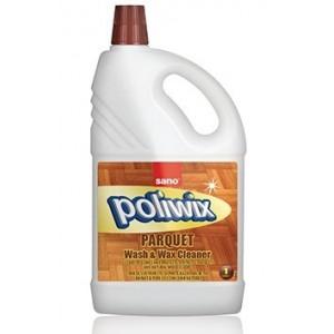 Detergent pentru parchet, SANO POLIWIX PARQUET 2L - ACOMI.ro