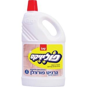 Detergent pardoseli pentru granit si ceramica, SANO POLIWIX GRANIT PORCELAIN 2L