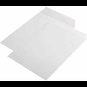 Plic B4 (250x353mm) siliconic alb, 250 buc/cutie, RKV - ACOMI.ro