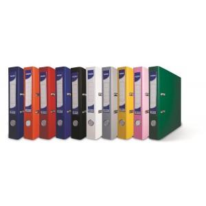 Biblioraft A4 Noki, 8.0 cm, albastru - ACOMI.ro