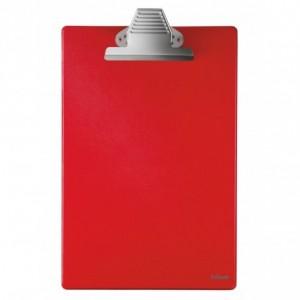 Clipboard simplu A4 rosu, plastifiat PVC, ESSELTE MAXI · ACOMI.ro
