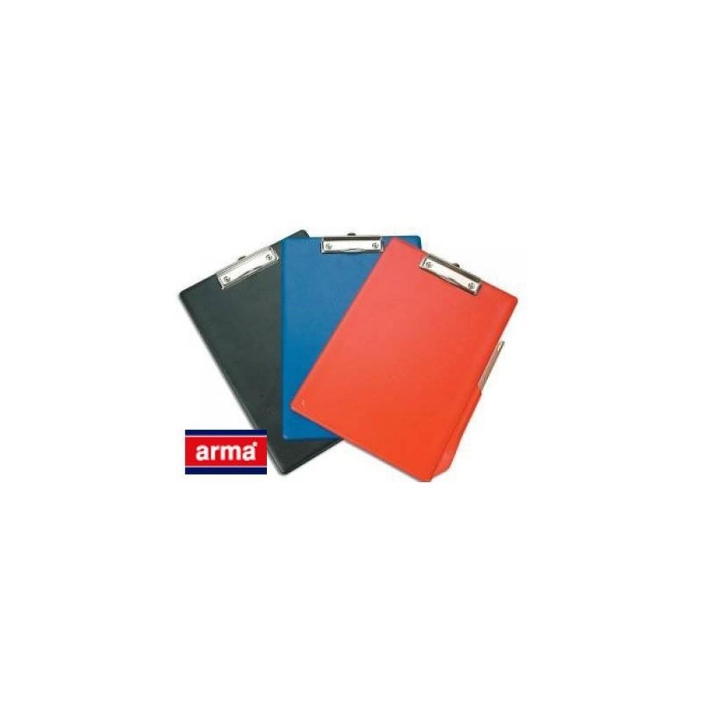 Clipboard simplu A4 plastifiat, albastru - arma · ACOMI.ro