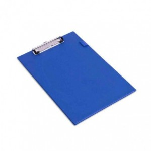 Clipboard simplu RAPESCO Standard A4, albastru· ACOMI.ro
