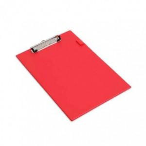 Clipboard simplu RAPESCO Standard A4, rosu· ACOMI.ro