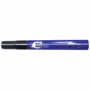 Permanent marker vf. rotund, 1-5mm negru, FORPUS · ACOMI.ro