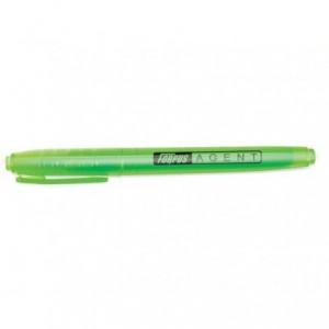 Textmarker 1-3mm, verde, FORPUS AGENT · ACOMI.ro