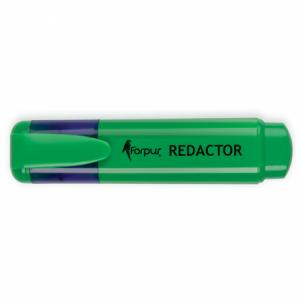 Textmarker 2-5mm, verde, FORPUS REDACTOR · ACOMI.ro