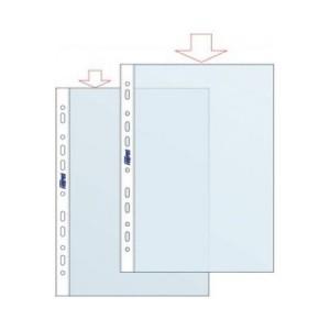 Folie protectie A4 transparent, 35 mic. 100/set, FORPUS - ACOMI.ro