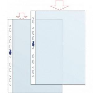 Folie protectie A4 transparent, 40 mic.  100/set FORPUS - ACOMI.ro