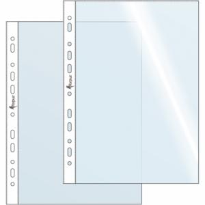 Folie protectie A4 cristal, 20 buc/set, 80 mic. FORPUS - ACOMI.ro