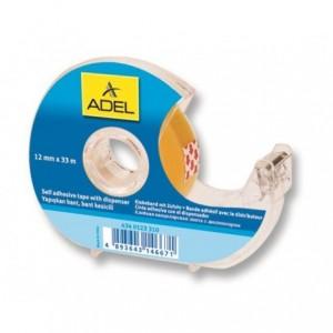 Dispenser banda adeziva 12mmx33m Adel · ACOMI.ro