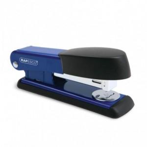 Capsator de birou, 25 coli, RAPESCO Bowfin 535, albastru · ACOMI.ro
