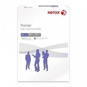 Hartie A4, 160g/mp, 250 coli/top, XEROX Premier