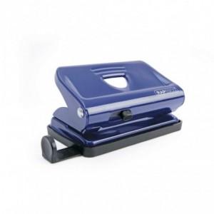 Perforator RAPESCO 810 albastru, 2 perforatii, max. 12 coli - ACOMI.ro