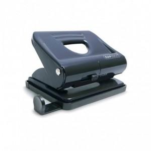 Perforator RAPESCO 820 negru, 2 perforatii, max. 22 coli - ACOMI.ro