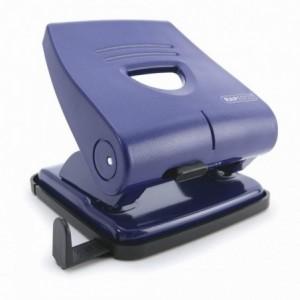 Perforator RAPESCO 827-P albastru, 2 perforatii, max. 30 coli - ACOMI.ro