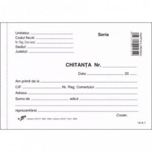 CHITANTIER AUTOCOPIATIV 3 EX CU PERFOR - ACOMI.ro
