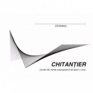 CHITANTIER AUTOCOPIATIV 3 EX. LUX - ACOMI.ro