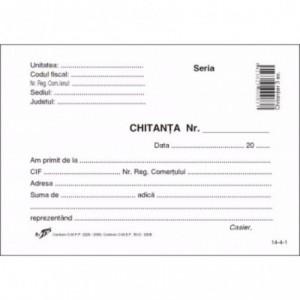 CHITANTIER AUTOCOPIATIV 3 EX. - ACOMI.ro