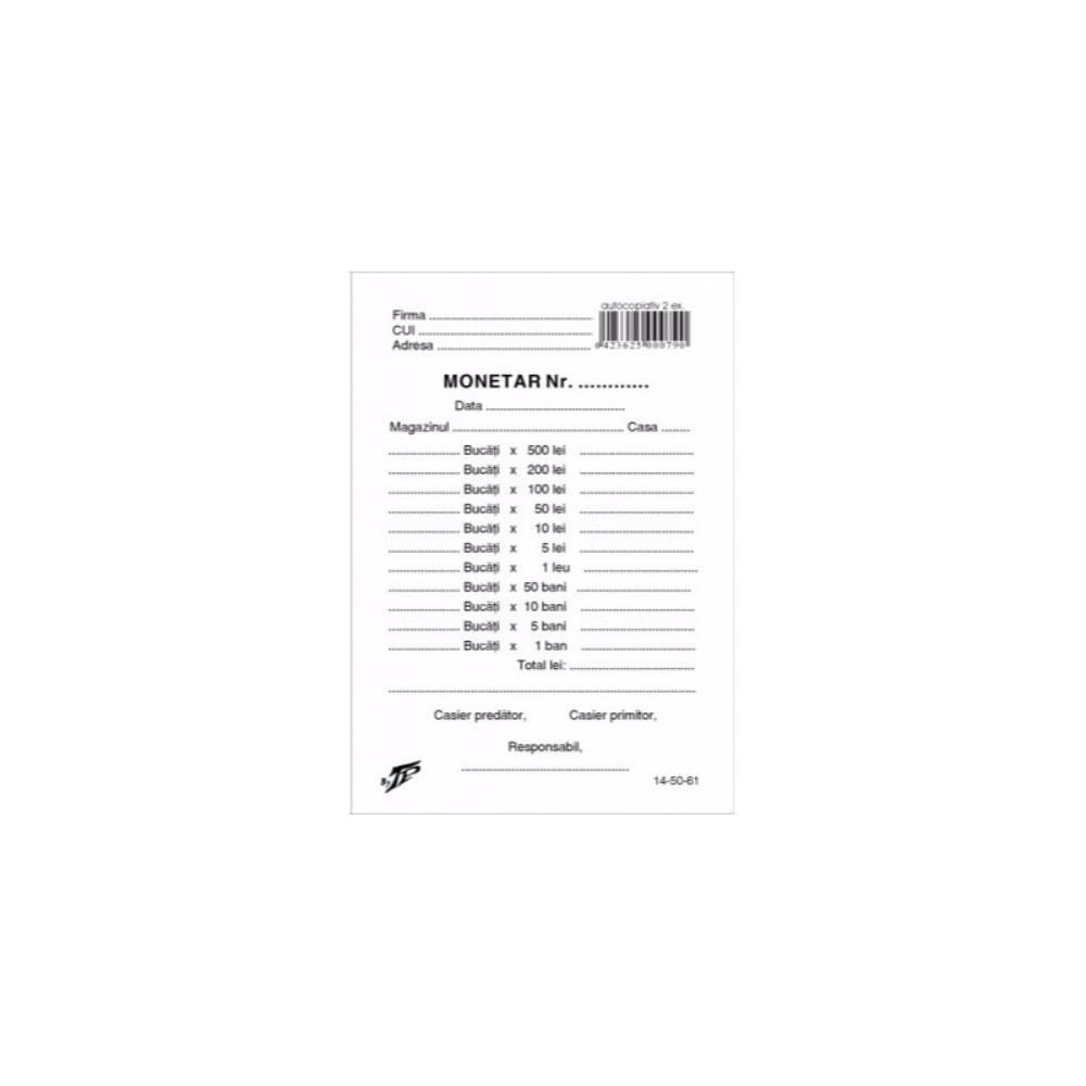 CHITANTIER AUTOCOPIATIV 2 EX LUX - ACOMI.ro