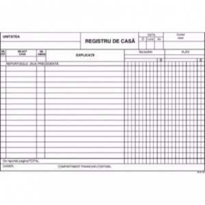 REGISTRU CASA AUTOPIATIV LUX - ACOMI.ro