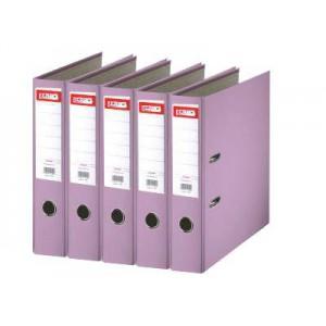 Biblioraft plastifiat de 5.0 cm, lila, A4, ARMA - ACOMI.ro